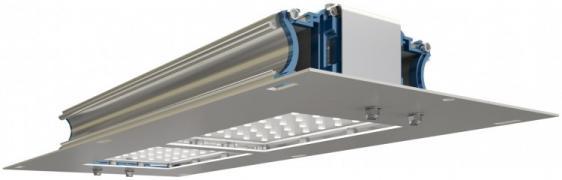 АЗС светильник TL-PROM 90 AZS Plus 5K D
