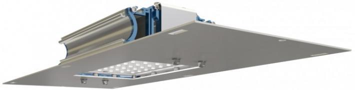 АЗС светильник TL-PROM 55 AZS Plus 4K D