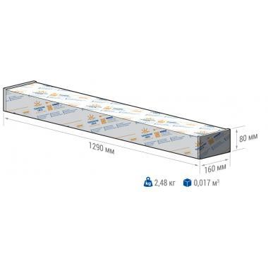 ПРОМЫШЛЕННЫЙ СВЕТИЛЬНИК TL-ЭКО 236/30 PR IP65 (S5E) 5K БАП 2,4